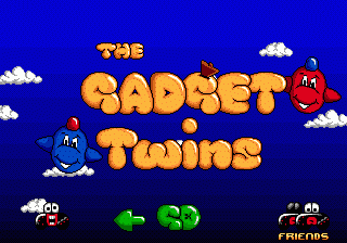 Gadget Twins, The